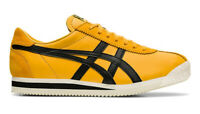 Onitsuka Tiger Corsair Yellow White Black Trainers Jogging shoes Ribbon Sports