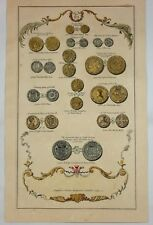 Coins Struck in France and Flanders Relating to England - QUARTER FLOREN -1739