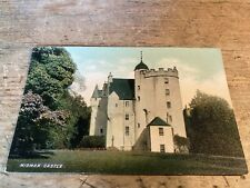 More details for postcard. midmar castle.      ref454