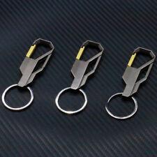 3x Fashion Alloy Metal Keyfob Car Keyring Keychain Key Chain Ring Accessory Gift Fits Kia Soul