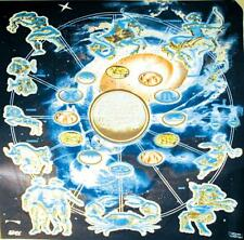 Zodiac Sign Fabric Wall Tapestry Hanging Wb10 Huge Flag Banner tapestries signs