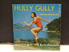 GEORGE HUDSON Hully gully EAP 4 1067