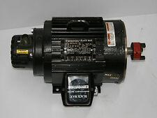 MARATHON ELECTRIC BLACK MAX DVL 184THTL7776BE 2HP MOTOR W/ ROTARY ENCODER