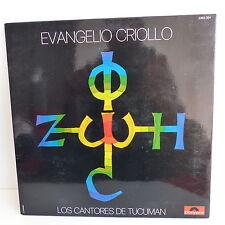 EVANGELIO CRIOLLO Los cantores de Tucuman 2393064