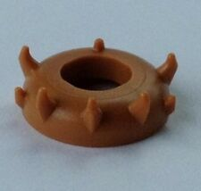 LEGO - Minifig, Headgear Head Top, SW Zabrak Horns - Medium Dark Flesh