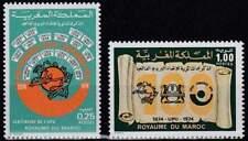 UPU 100 Jaar - Marokko postfris 1974 MNH 767-768 (upu095)