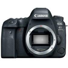 Canon EOS 6D Mark II 26.2MP 60 fps Full HD Video Digital SLR Camera (Body Only)
