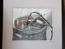 HAMMS BEER PRODUCT AD PUBLICITY PHOTO SANKY TAP AND KEG STEP 3 PHOTO ORIGINAL
