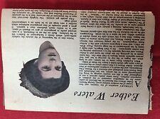 m2v ephemera 1950s film article esther waters