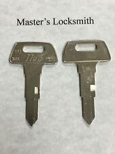 1971-1981 Honda CM400 T Motorcycle Key Blank Blanks NEW X84 Keys