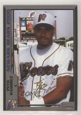 2000 Citation Graphics Newark Bears Peto Ramirez #29