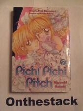 MANGA: Pichi Pichi Pitch: Mermaid Melody Vol.7 by Pink Hanamori & Michiko Yotote