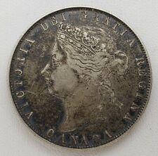 1870 Canada 50 Cents Half Dollar