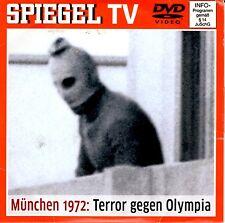 München 1972: Terror gegen Olympia / NEU - DVD / Spiegel TV 35