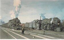 NORFOLK & WESTERN RAILWAY POSTCARD