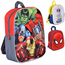 Unbranded Synthetic Backpack Bags for Boys
