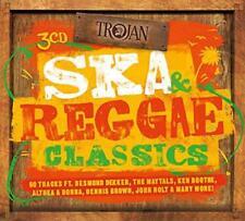 Ska And Reggae Classics - Various Artists (NEW 3CD)