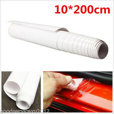 Clear Invisible Car Offroad Rearview/Sill Edge Protector Anti-Scratch Film Vinyl
