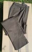 New Men's Size 32 Waist Khaki Cotton Stretch Jean's.