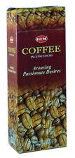 Hem Bulk Coffee Incense Sticks, 120 sticks Free shipping