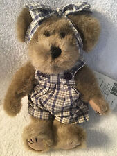 "Boyds Bear BROOKE B. BEARSLEY10""...MWT"