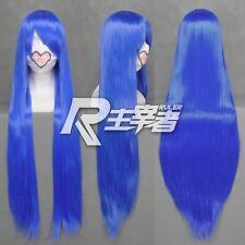 Lucky Star Konata Izumi Fairy Tail Wendy Marvell 100cm Anime Cosplay Wig +CAP