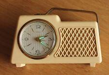 ancien petit réveil  signal west-germany ( vintage )
