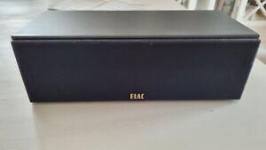 ELAC CM 60 Center Speaker 5.1 Lautsprecher schwarz