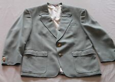 USA Made Jack Nicklaus Sport Coat Size 40R Tournament Series Blazer Jacket