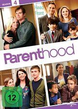 4 DVDs * PARENTHOOD - SEASON / STAFFEL  4 # NEU OVP +