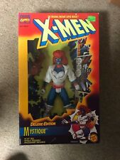 Marvel X-Men Mystique Deluxe Edition Action Figure New