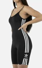 adidas FM2601 Women's Size SMALL Originals Cycling Suit Black/White