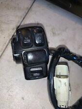 OEM Harley Left Switch Housing Harness 2012 Streetglide
