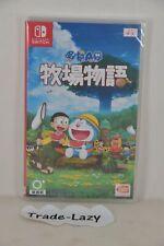 NEW NS Switch Doraemon Story of Seasons Harvest Moon (HK CHINESE/ Japanese)