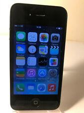 Apple iPhone 4 - 16GB - Black (Unlocked) Smartphone Mobile