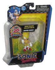 Sonic The Hedgehog 20th Anniversary Super Sonic Jazwares Figure