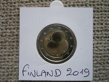 VERY RARE Finland 2€ commemorative 2019 UNC