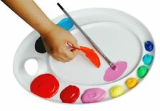 Mijello PEEL OFF PALETTE, WHEN PAINT DRYS, PEEL OFF, XL, WITH THUMB HOLE