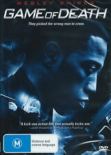 Game Of Death - Action / Thriller / Crime / Chase - Wesley Snipes - NEW DVD