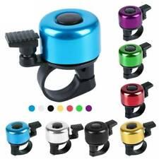 Mini Bicycle Handlebar Bell Touch Ring Aluminium Alloy Bike Cycling Horn Cute .j