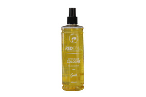 3,74€/100ml  Redstyle Professional Aftershave Cologne Gold After Shave 400 ml