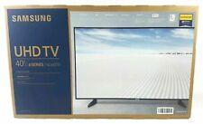 Samsung UN40NU6070FXZA 40 Inch 2160p Smart 4K UHD TV - Black