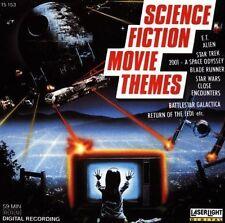 Science Fiction Movie Themes (by g.s.o.) E.T., Alien, Star Trek, Blade Runner...