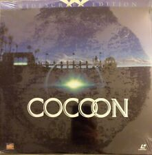 Cocoon Laserdisc LD Widescreen Edition 20th Century Fox SEALED free shipping