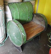 Handgefertigte Gartenstühle