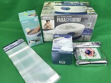 Paraspamini Paraffin Bath Heat Therapy By Homedics Lot, New!