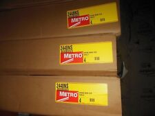 "Metro shelf  2448NS-4   48"" x 24"" stainless steel  4pack"