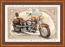 "Counted Cross Stitch Kit RIOLIS - ""Harley Davidson"""