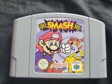 SUPER SMASH BROS Nintendo 64 Game N64