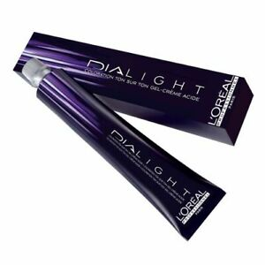 Loreal Dia Light Old Packaging Hair Colour L'oreal Color Tint 50ml. Free P&P.